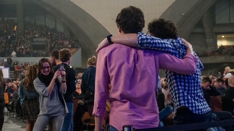 The Australian Pink Floyd Show - zdjęcia publiczności