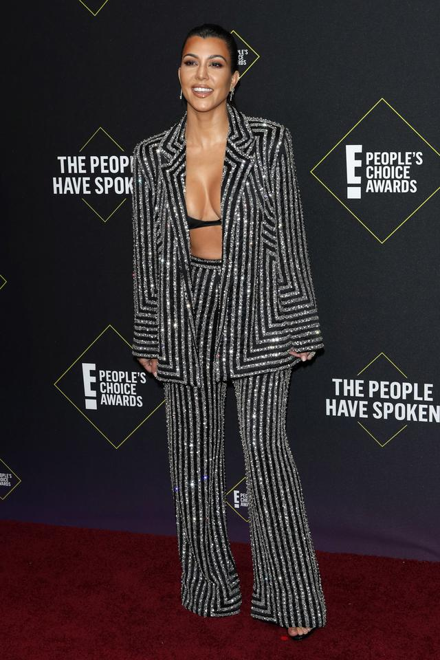 People's Choice Awards 2019: Kourtney Kardashian