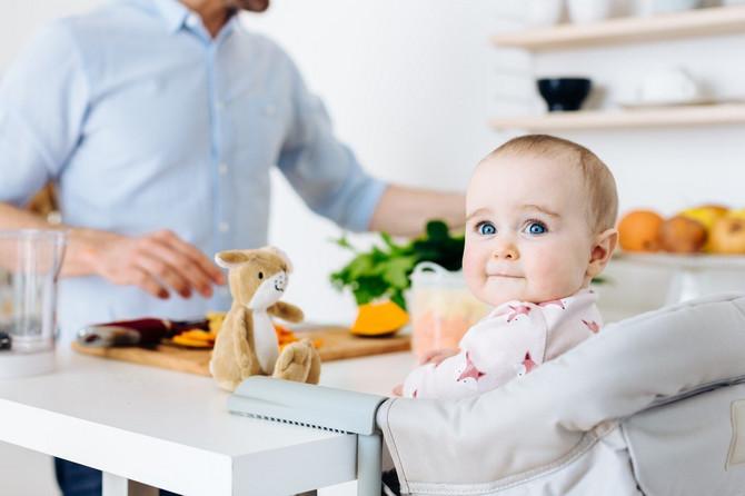 Pravilna ishrana za bebe