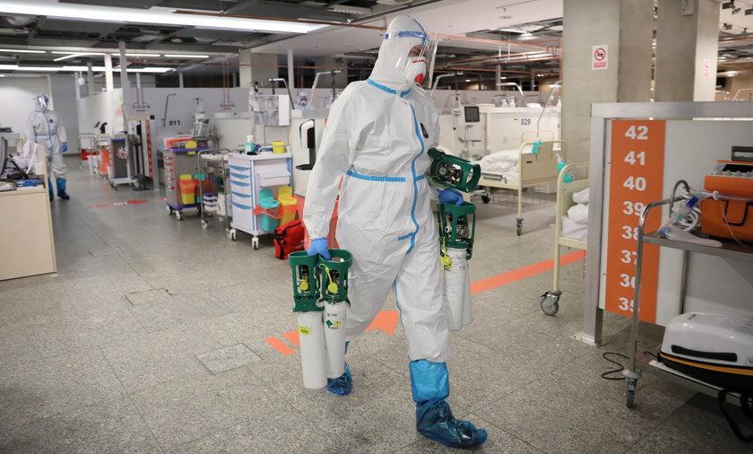 W szpitalach braknie tlenu dla pacjentów? Szokujące informacje.