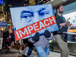 NYC: Weekly impeach Trump protest