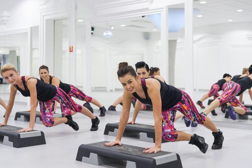 Zajęcia fitness we wrocławskim Aquaparku