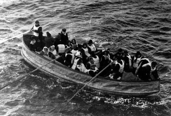 Lulić je bio jedan od 710 preživelih