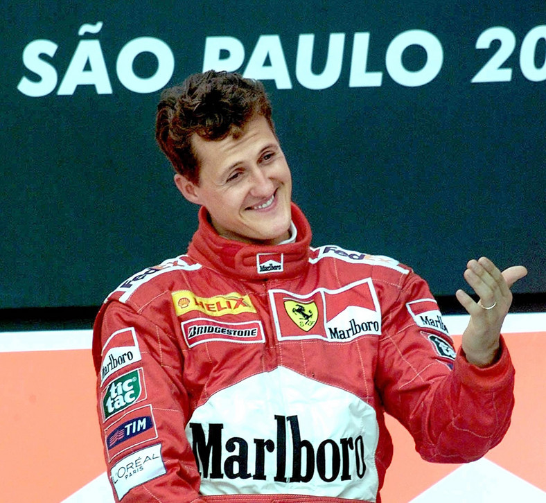 Michael Schumacher, legenda F1