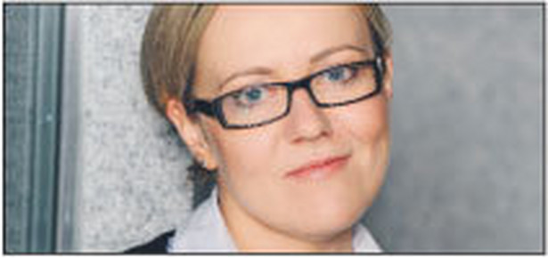 Monika Sipowicz, adwokat z zespołu prawa nieruchomości Kancelarii Salans