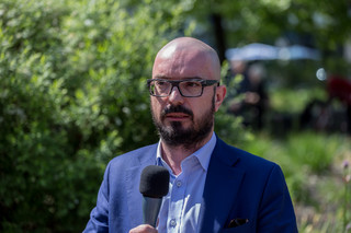 Aktywista Jan Śpiewak musi przeprosić szefa stołecznego SLD Sebastiana Wierzbickiego