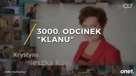 """3000. odcinek """"Klanu"""""""