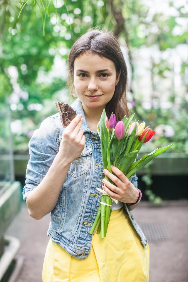 Wiosenna Miss Faktu Roksana Kwiatkowska 23 L