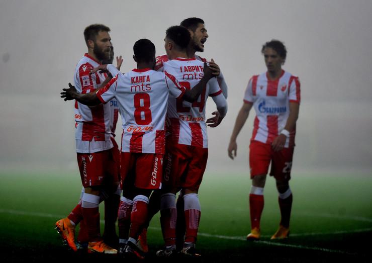 FK Crvena zvezda, FK Inđija
