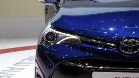 Nowa Toyota Avensis w szczegółach (Genewa 2015)