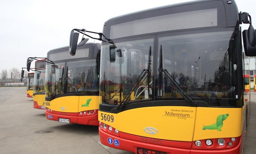 autobus solaris wrocław