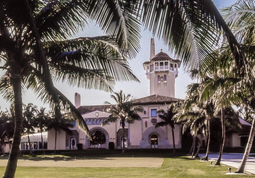 Historic Landmark Mar-a-Lago