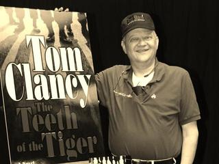 USA TOM CLANCY NEW BOOK