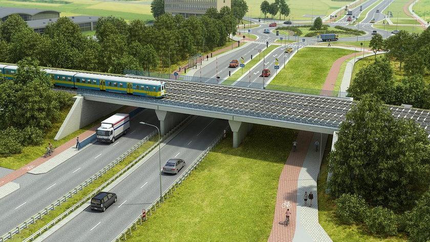 Powstanie nowy wiadukt kolejowy