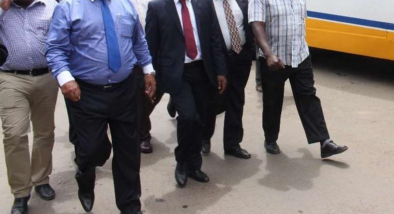 Matatu Owners mount crackdown