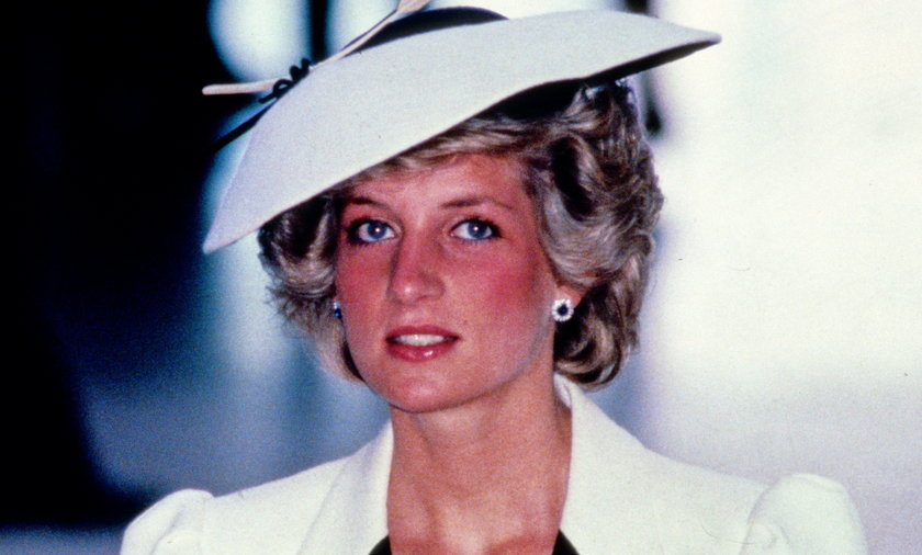 Princess Diana and Prince Charles at the National Gallery of Art
