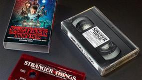 Soundtrack Stranger Things na kasecie magnetofonowej