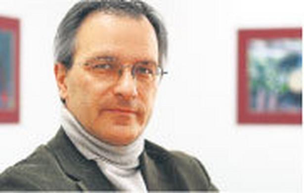 Wojciech Drzewiecki, ekspert IBRM Samar Fot. Marek Matusiak