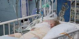 Dziecko połknęło żrącą truciznę