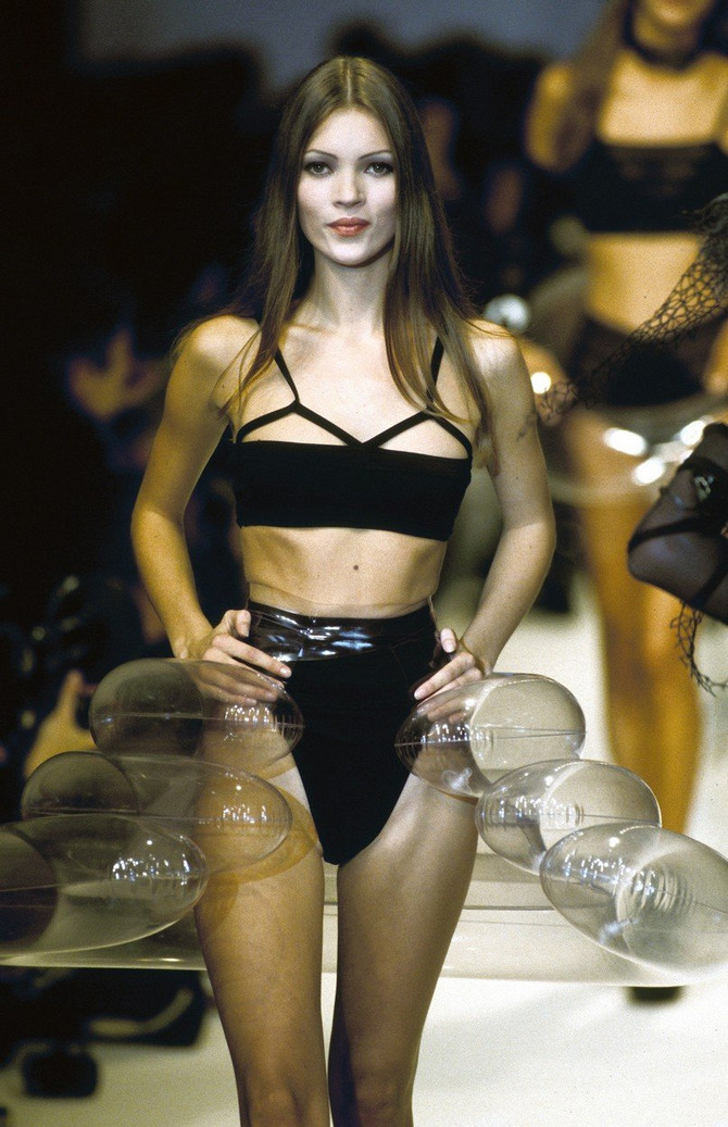 Kejt Mos 1993. godine