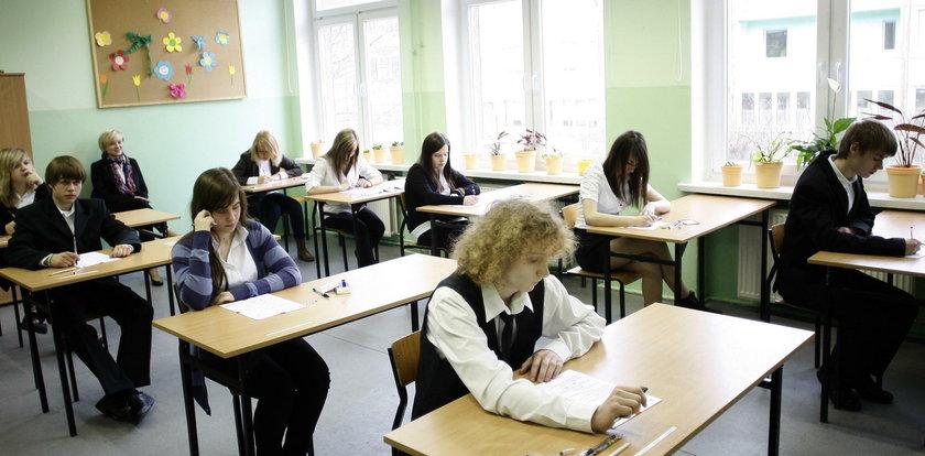 Egzamin Gimnazjalny 2018: Przecieki. Nie daj sięna to nabrać!