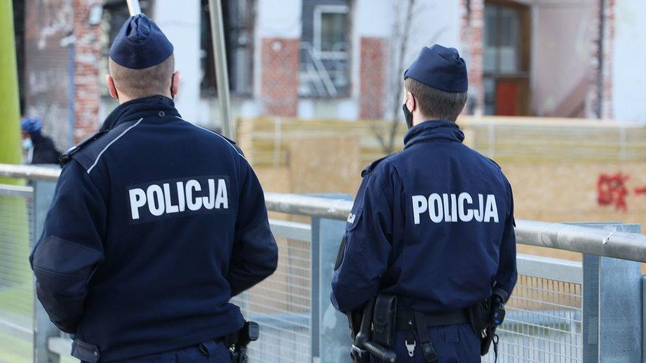 Gorzów Wlkp.: Odpowie za agresję wobec policjantów. Usłyszał siedem zarzutów