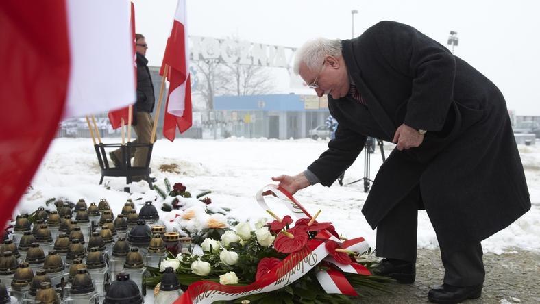 Lech Wałęsa, fot. PAP/Adam Warżawa