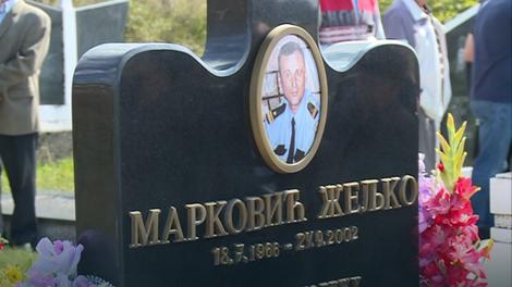 Grob Željka Markovića na Sokocu