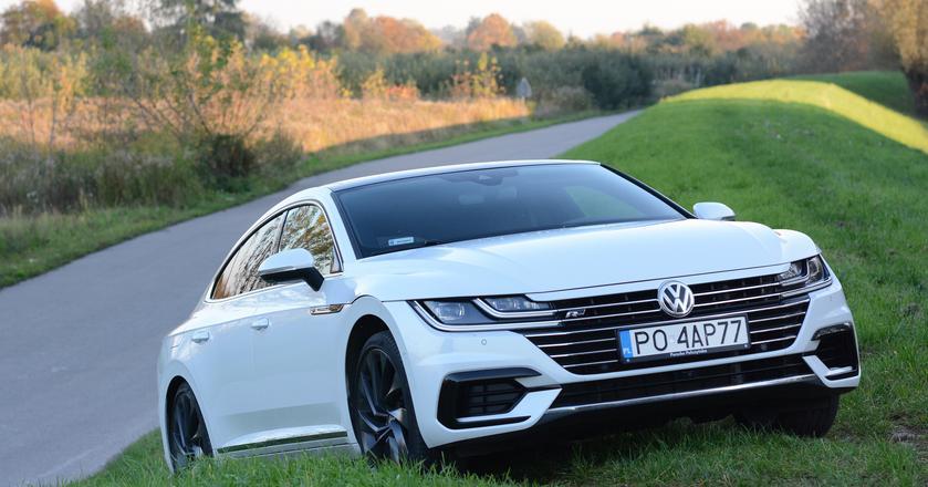 Volkswagen Arteon 2.0 TSI 280KM - czy potrzebujesz czterodrzwiowego coupe?