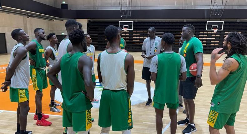 Basket-ball - le Sénégal frappée par plusieurs cas de Covid
