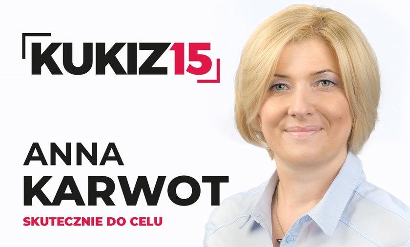 Anna Kawrot. Była sekretarz miejska w Knurowie.  W maju tego roku urzędniczka została audytorem wewnętrznym w Ministerstwie Klimatu i Środowiska.