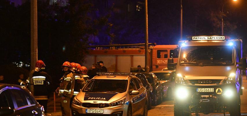 Alarm w Krakowie. Zarządzono ewakuację całego bloku