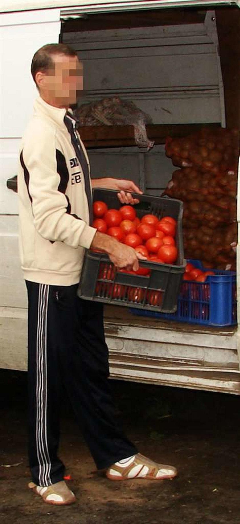 Uwaga! Pomidorowi spekulanci!