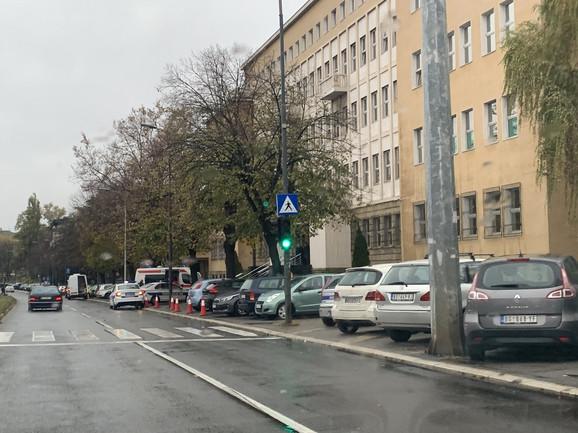 Specijalni sud, Zoran Jeličić prerezao vrat u sudnici