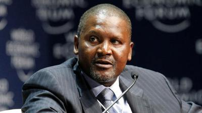 Dangote endorses Okonjo-Iweala for Director General of World Trade Organisation