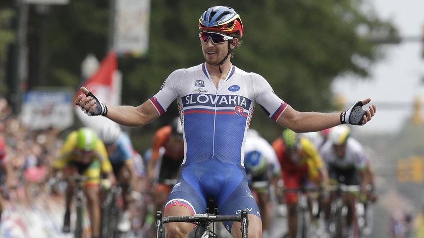 Kwiatkowski nie obronił tytułu. Mistrzem świata Słowak Peter Sagan!