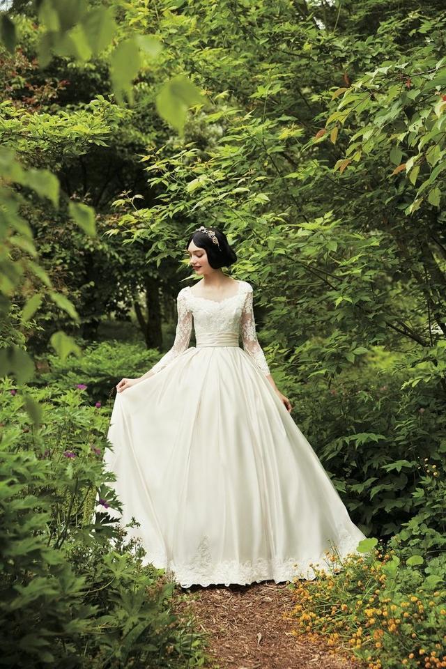 Suknie ślubne od Disney'a - teraz możesz wyglądać, jak jedna z bajkowych księżniczek!
