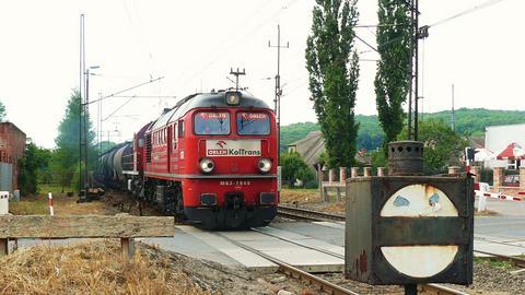 Litewskie koleje muszą zapłacić grzywnę za nieuczciwą konkurencję w sprawie Orlenu (na zdjęciu: pociąg z lokomotywą M62-1848 Orlen KolTransu w Osieku nad Notecią)