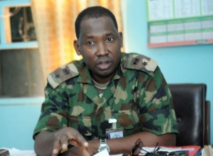 Col-Sagir-Musa, army spokesperson, says the officers were killed in error (Punch)