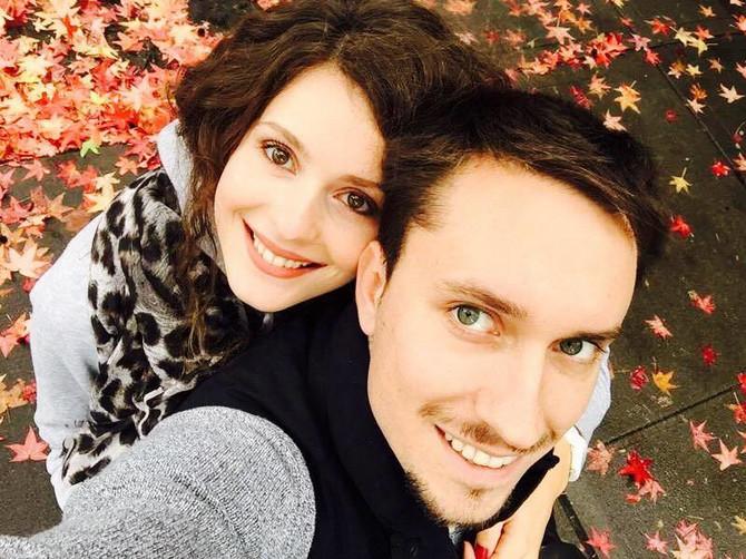 Marija sa suprugom Markom