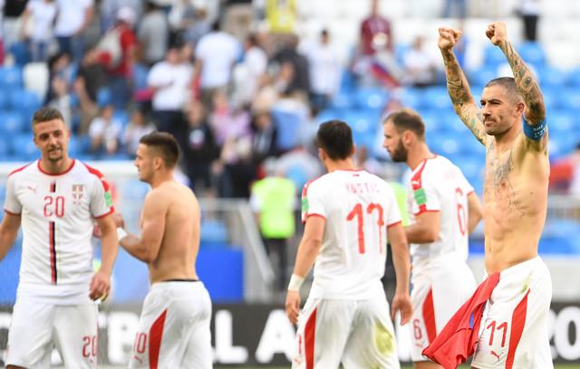 Slavili smo posle meča protiv Kostarike, da li ćemo i u sredu?