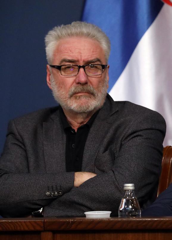 Nestorović: Na sreću, nije potreban veliki procenat kolektivnog imuniteta