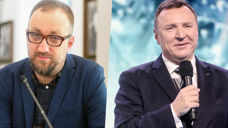 Michał Nogaś, Jacek Kurski