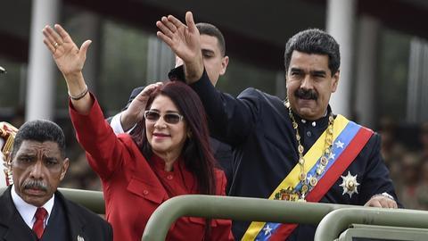 Prezydent Maduro chce wypuścić na rynek nową kryptowalutę