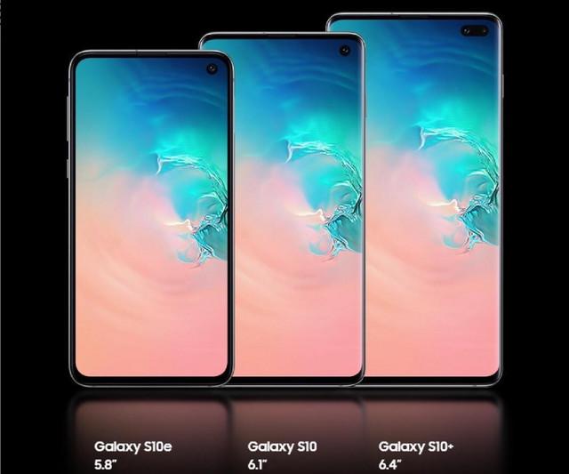 Galaxy S10 linija