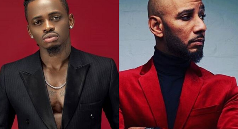 Tanasha and Diamond's song attracts the attention of American Rapper Swizz Beatz
