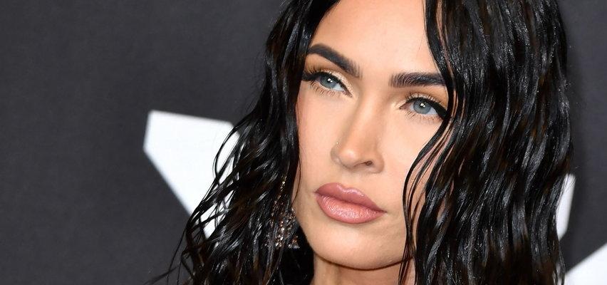 Megan Fox w odważnej kreacji na MTV VMA. 35-letnia aktorka odsłoniła więcej niż zakryła