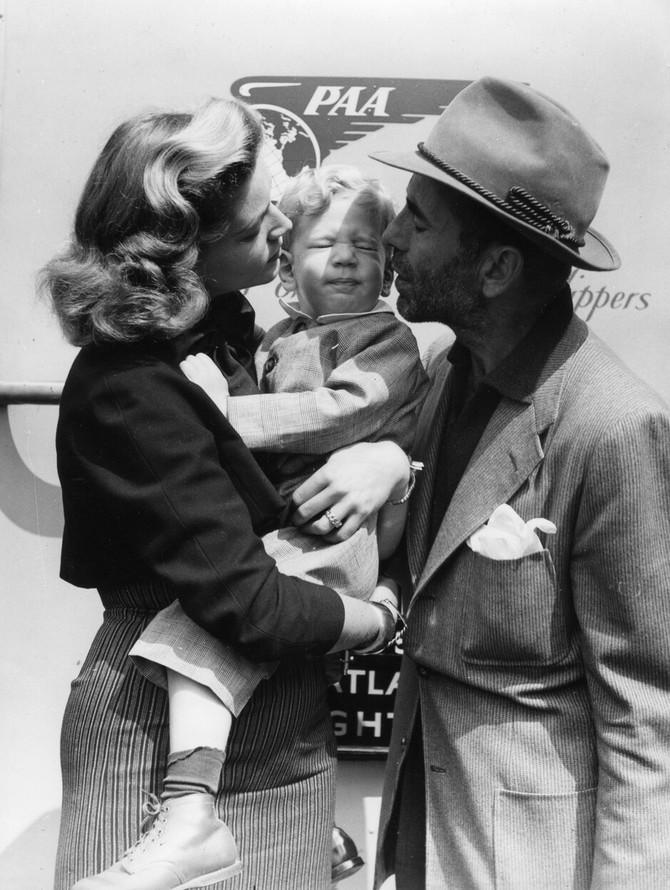 Loren i Bogart sa sinom