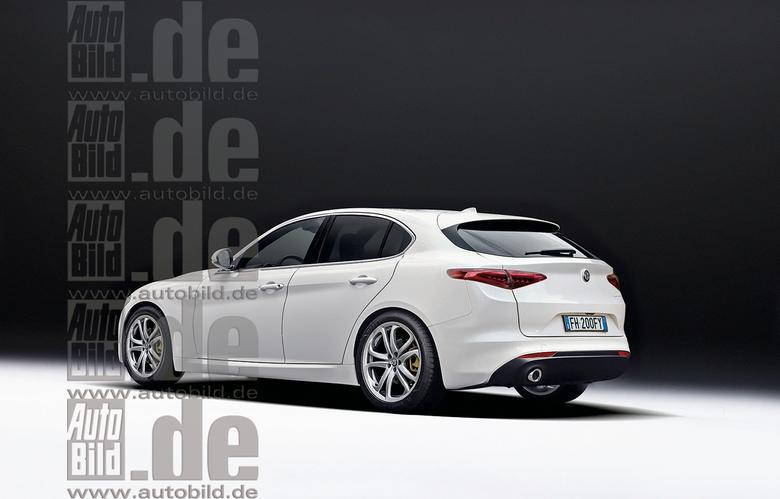 Nowa Alfa Romeo Giulietta