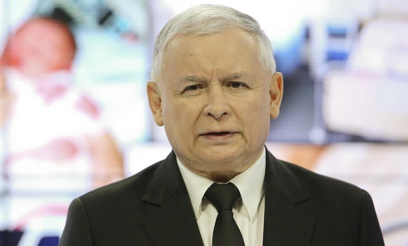 Wywiad z Jarosławem Kaczyńskim